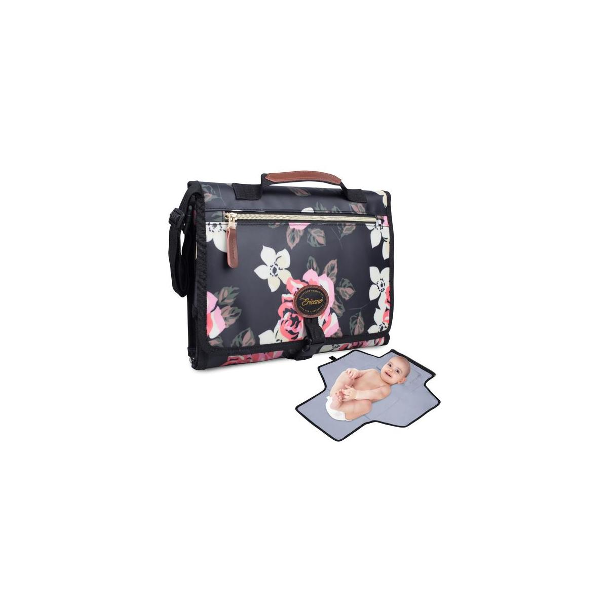 Diaper Changing Pad - Ericano portable diaper clutch bag