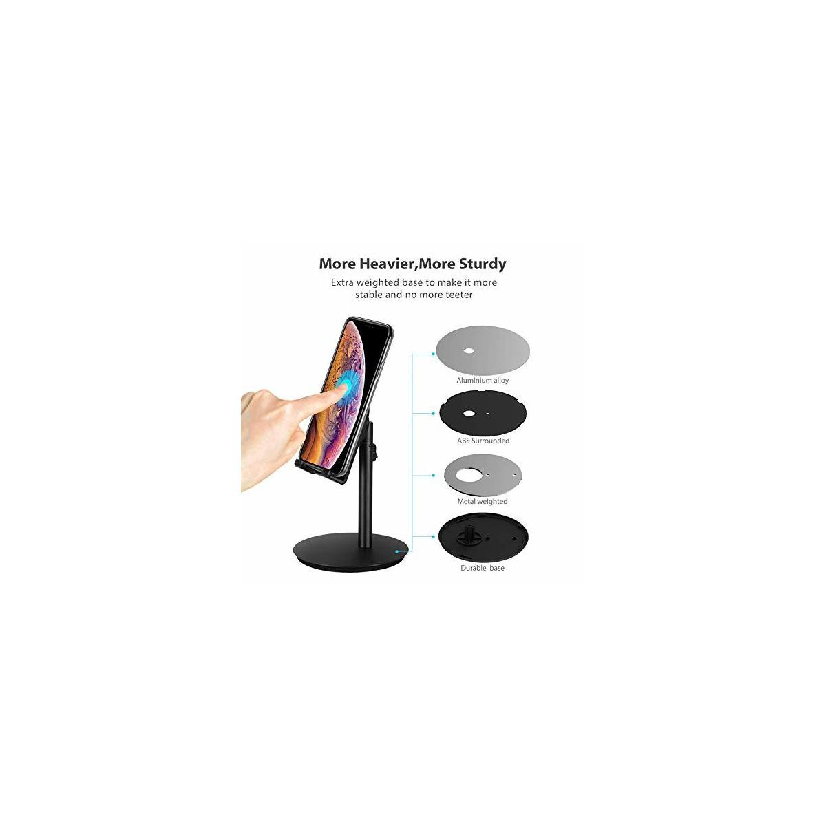 S1 Plus-B Tablet & Cell Phone Stand-40%