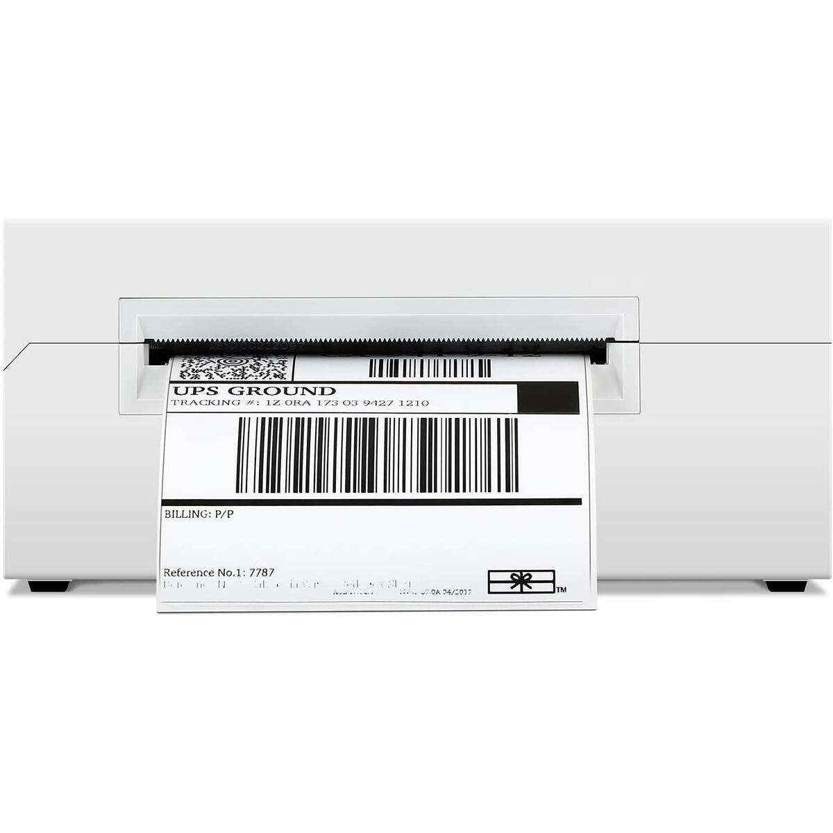 DL-770D (Verison 2.0) Thermal Label Printer for Shippping Package, Print width 1.7 - 4.25 inches, Mac OS & Windows Compatible