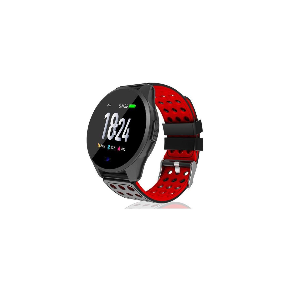 Kemier Fitness Tracker HR, Blood Pressure and Heart Rate Monitor Watch, Sleep Monitor Smart Watch for Women and Men, IP67 Waterproof Multiple Sports Modes Activity Tracker, Pedometer with Color Screen