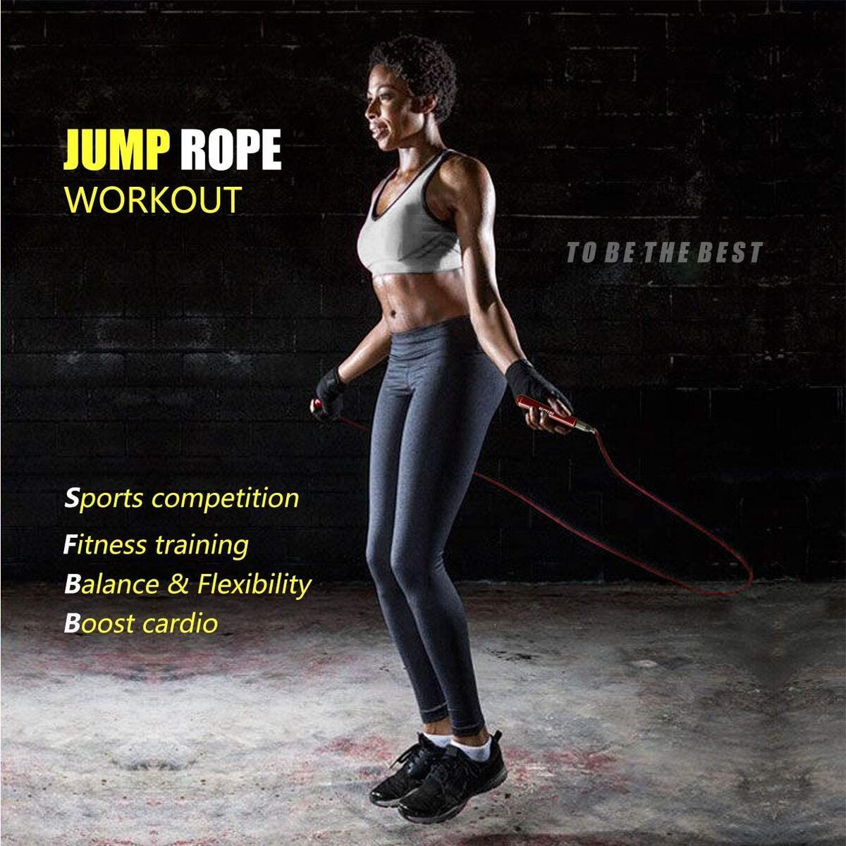 Aluminum Jump Rope