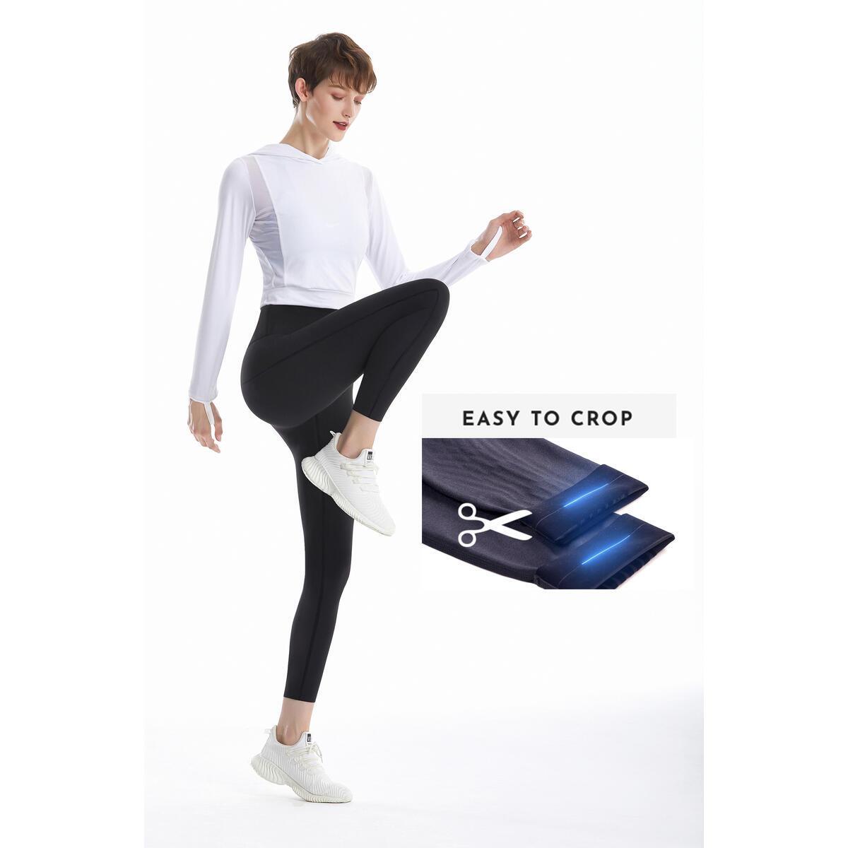Adira Activewear Workout Leggings, Urban-Inspired, Versatile Leggings, Ultimate Warmth and Day-to-Night Comfort