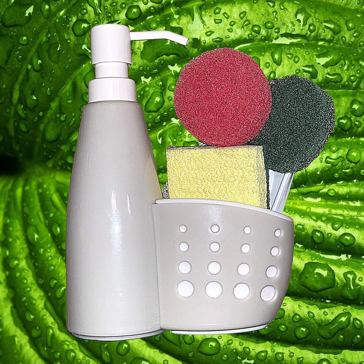 Get'er Done Caddy Hand Soap Dispenser