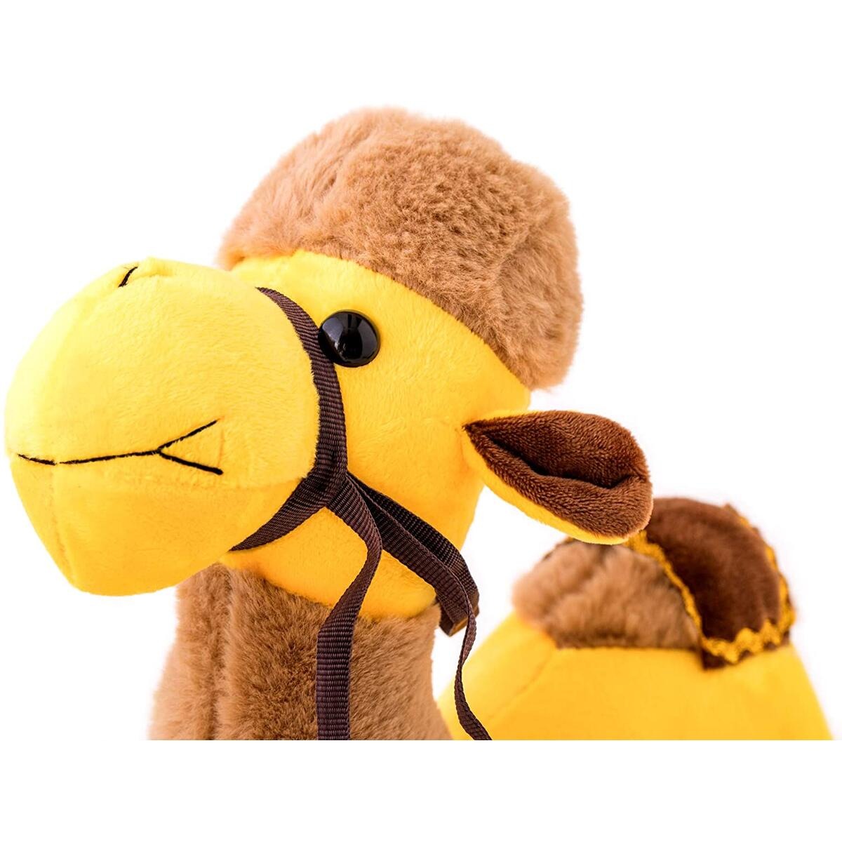TorrisToys 16 Inches Baby Camel Stuffed Animal Plush Toy - Perfect Cute Large Toy Camel Plush for Babies - Great Camel Plush Toy Gift