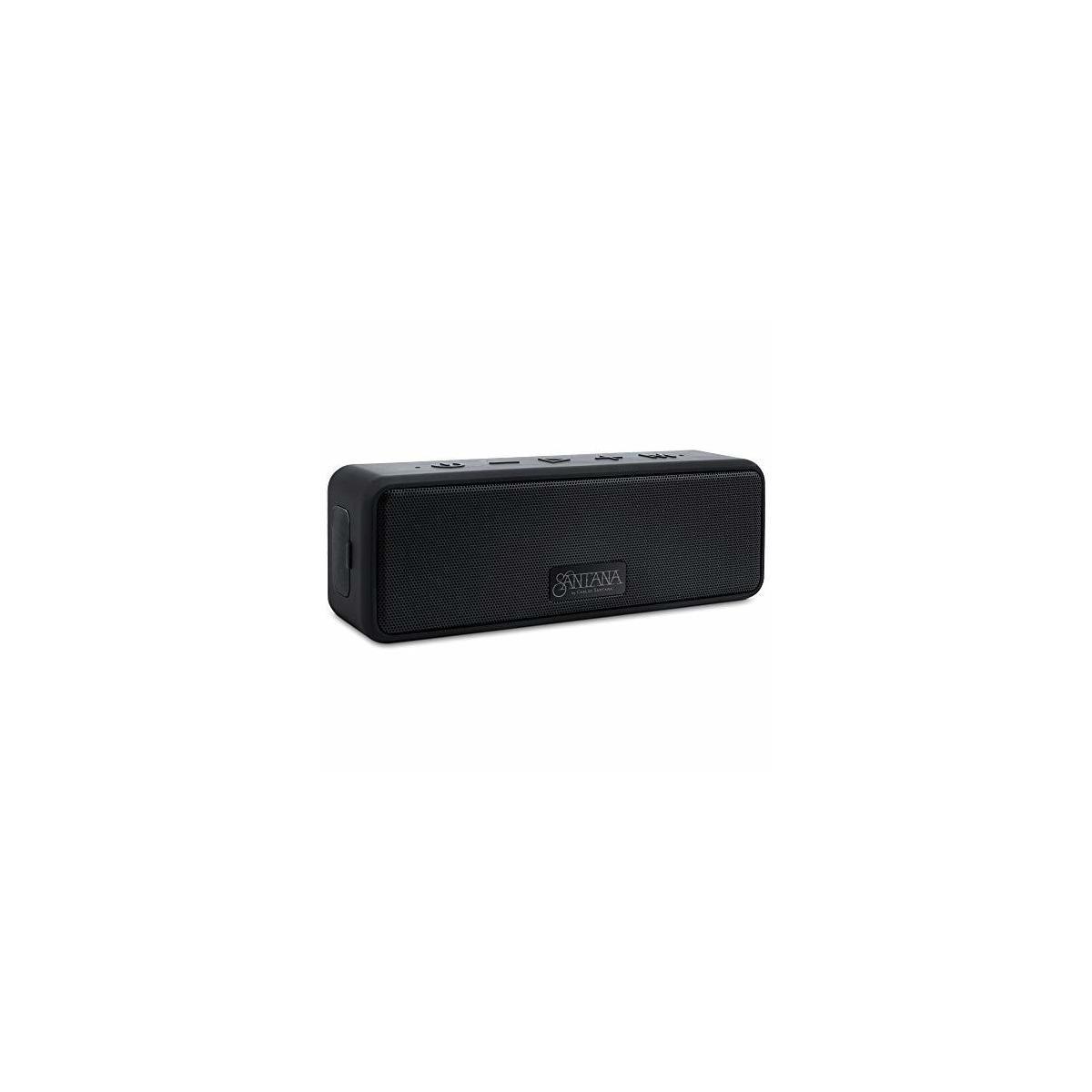 Carlos Santana Samba Bluetooth Speaker 20 Watt Stereo Waterproof