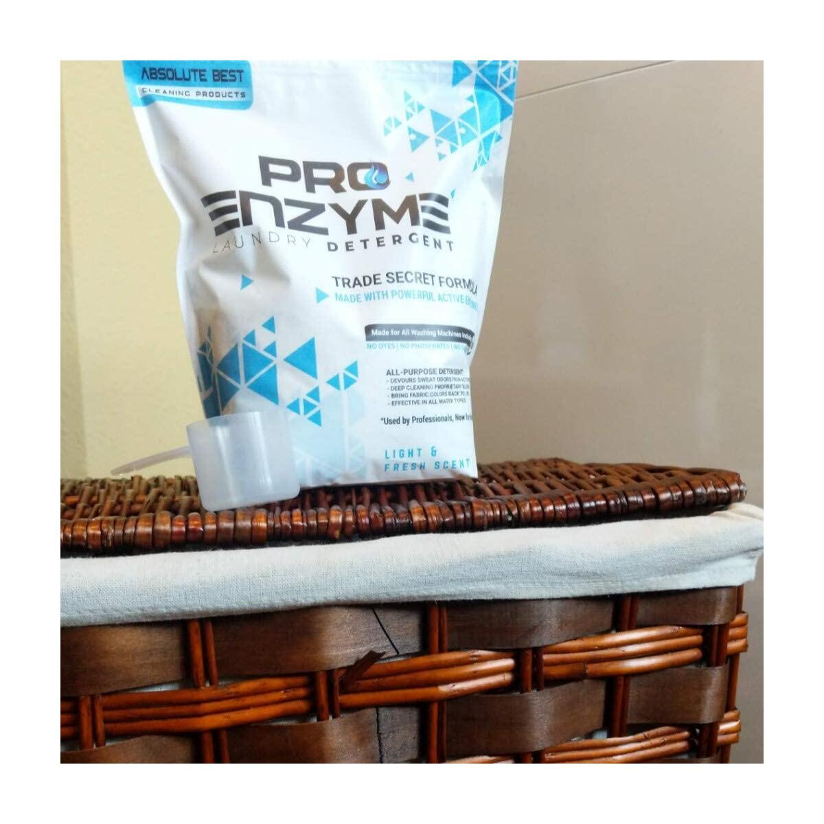 Pro Enzyme Laundry Detergent Powder Used by Professionals for Years