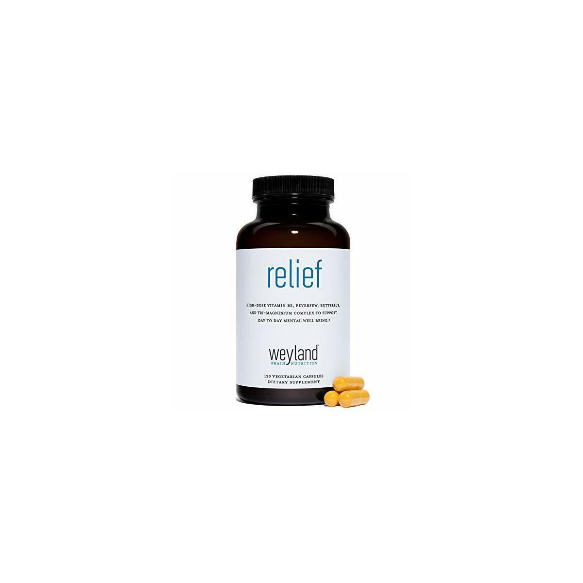 Relief: Made for Migraines