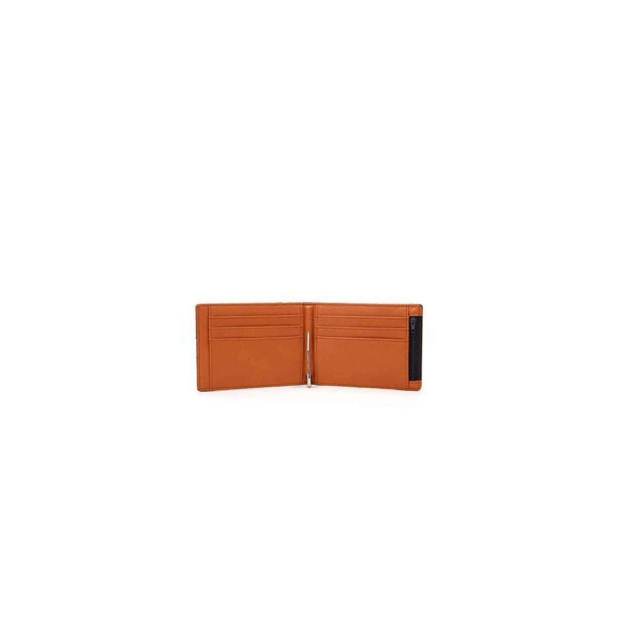 Wallet With Money Clip