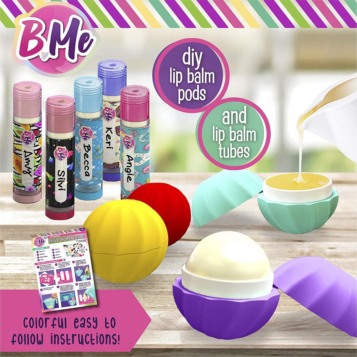 DIY Make Your Own Lip Balm Maker Kit for Kids