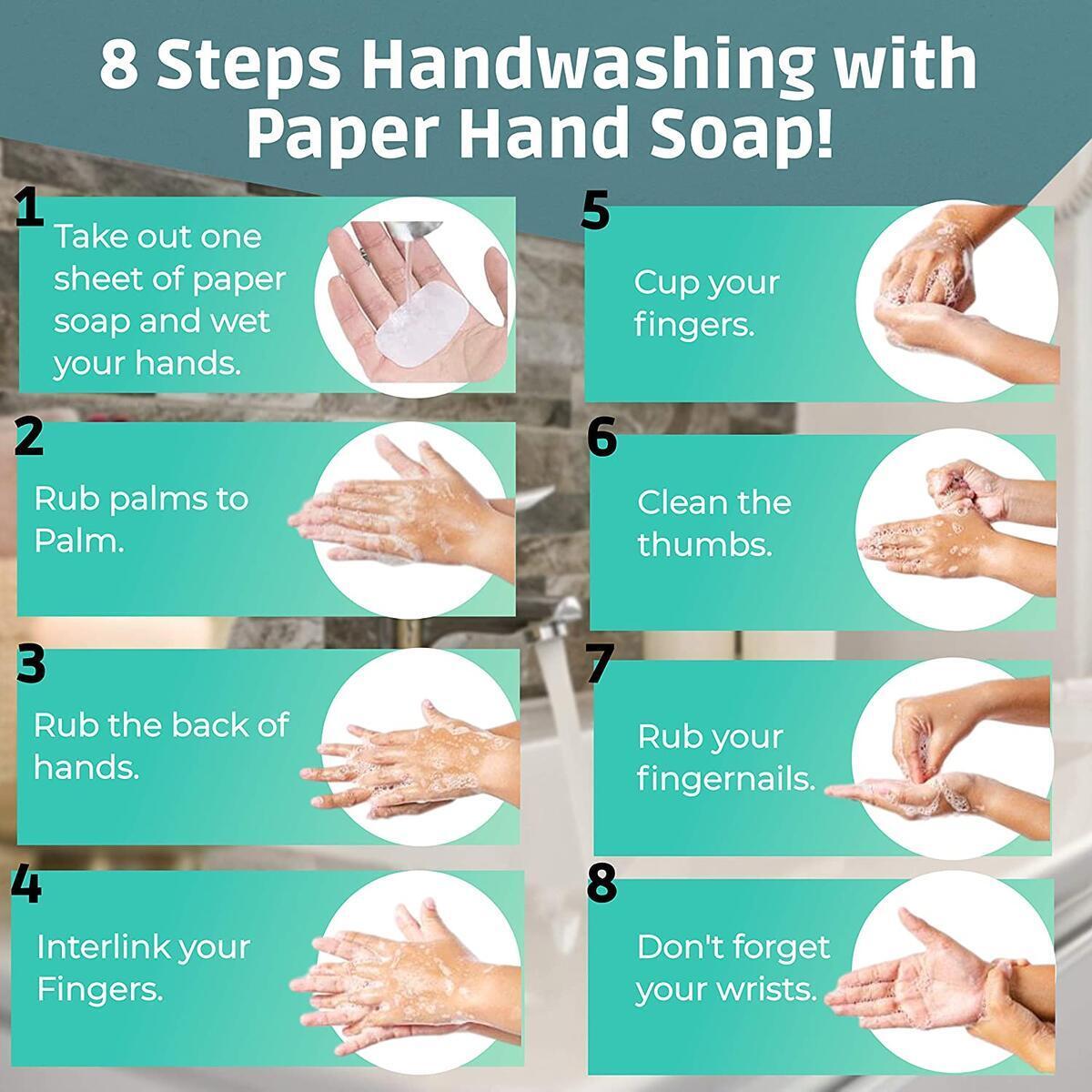 Soap Sheets