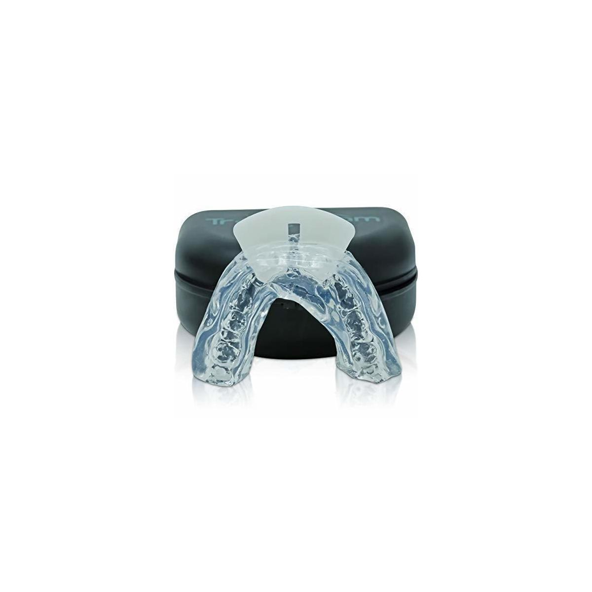 Tranquillam Sleep Custom Molded Night Mouth Guard- Sleep Aid - Fit To Cure Your Worst Nights Sleep! Designed By Tranquillam Sleep