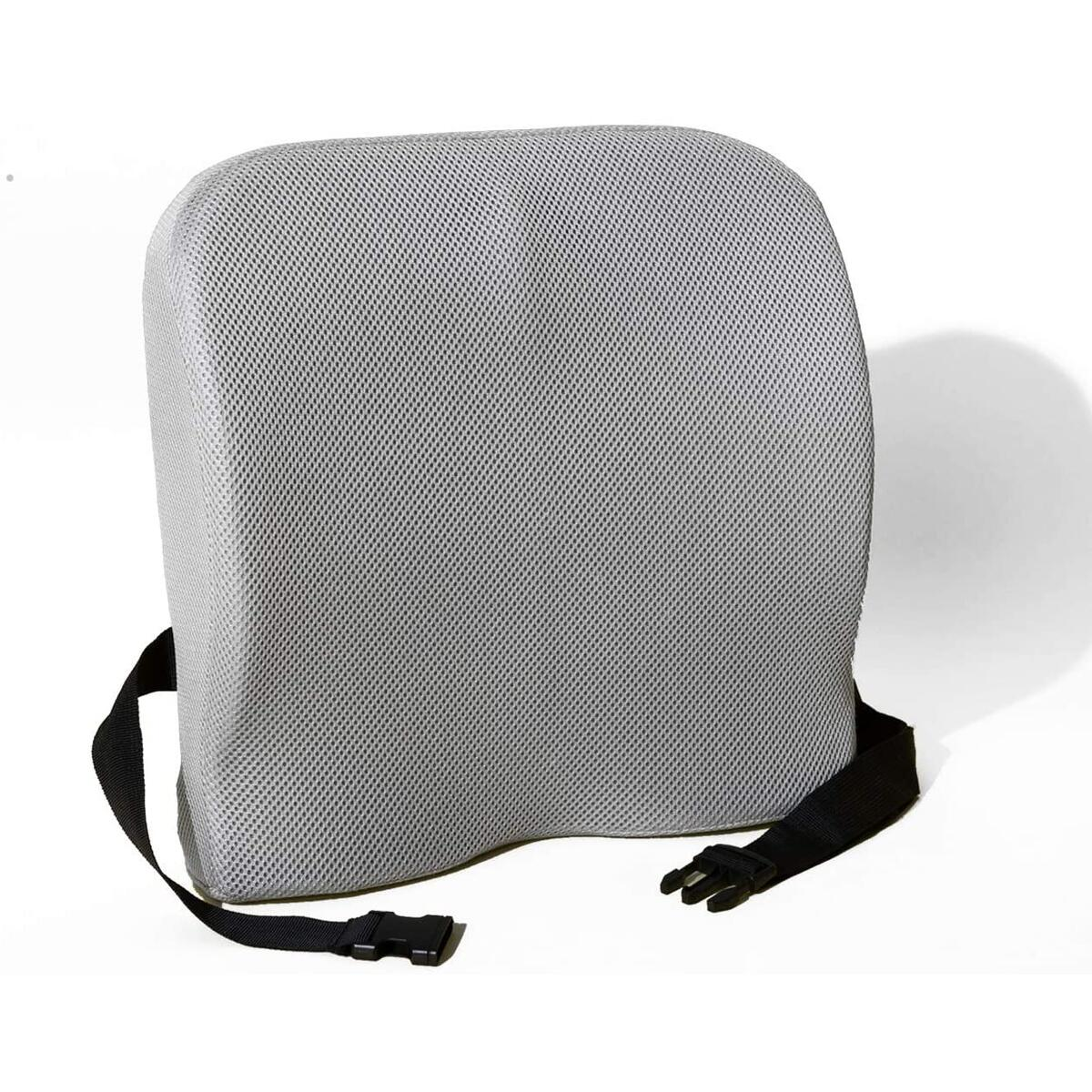 Charcoal Lumbar Support Cushion