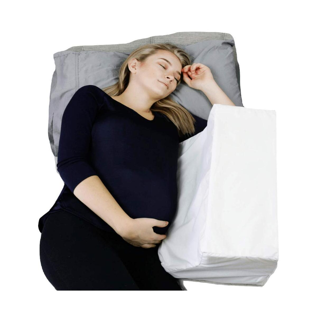 Beauty Total Relaxation Pillow- Acid Reflux-Post Surgery Pillow-Baby Shower- Belly Pillow Pregnancy-