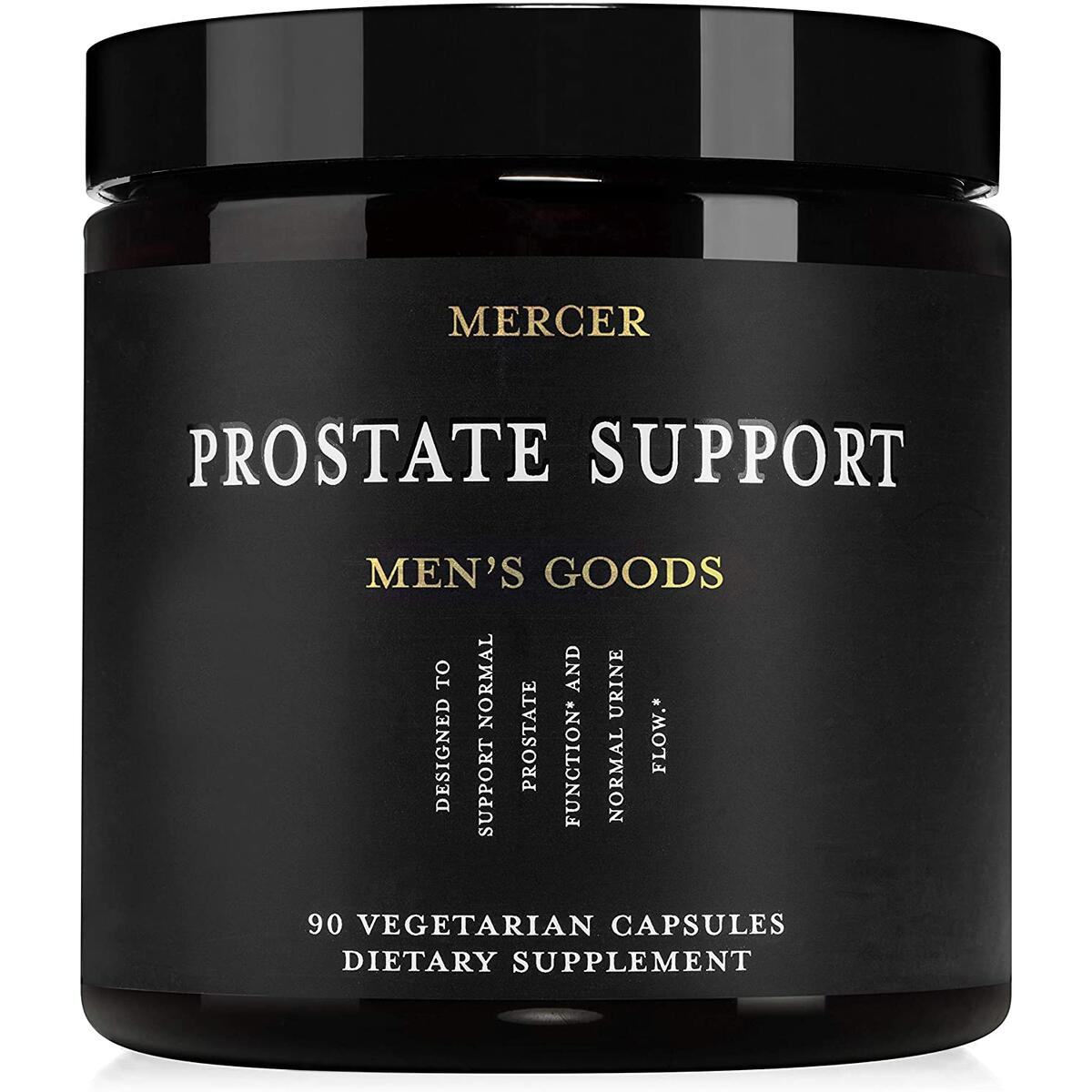 Mercer Men's Goods: Prostate Health Support