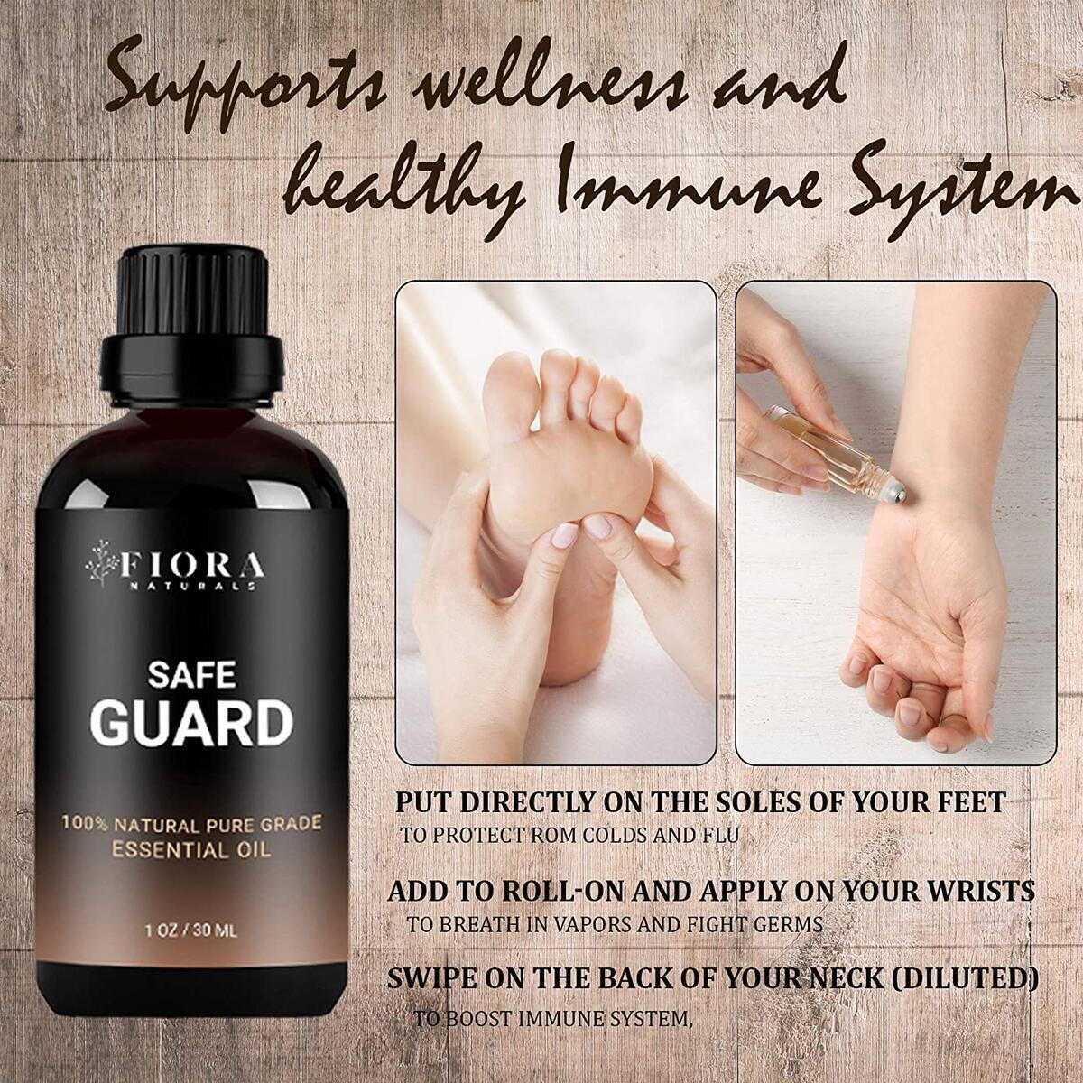 Safeguard Immunity Booster Essential Oil Blend 30 ml