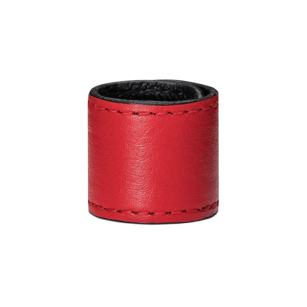 Red Designer Pony Tail Cuff