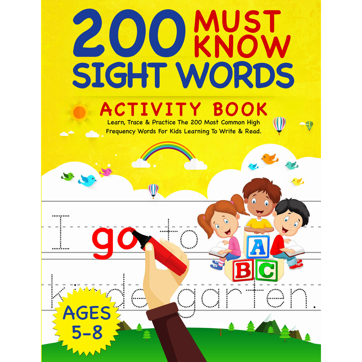 200 Must Know Sight Words