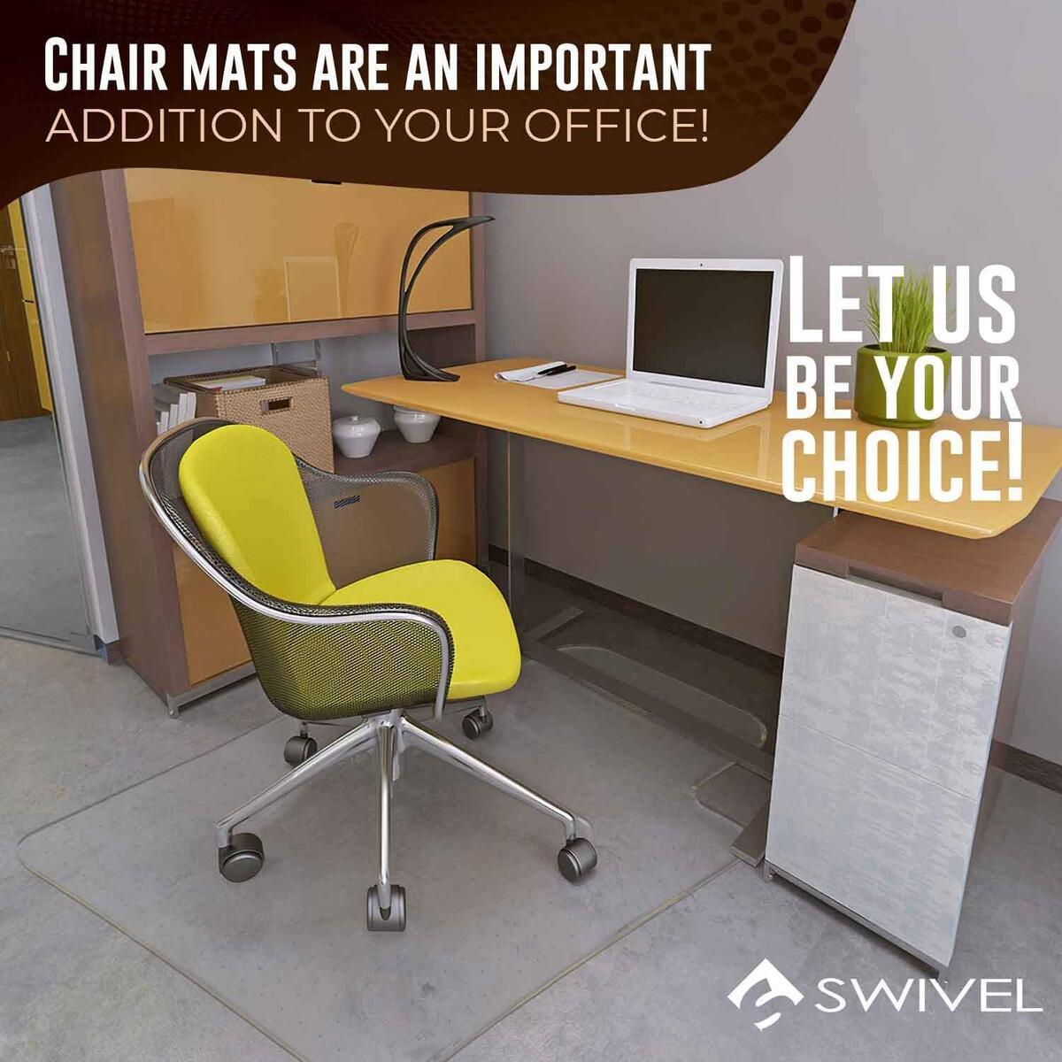 Swivel Chair Mat