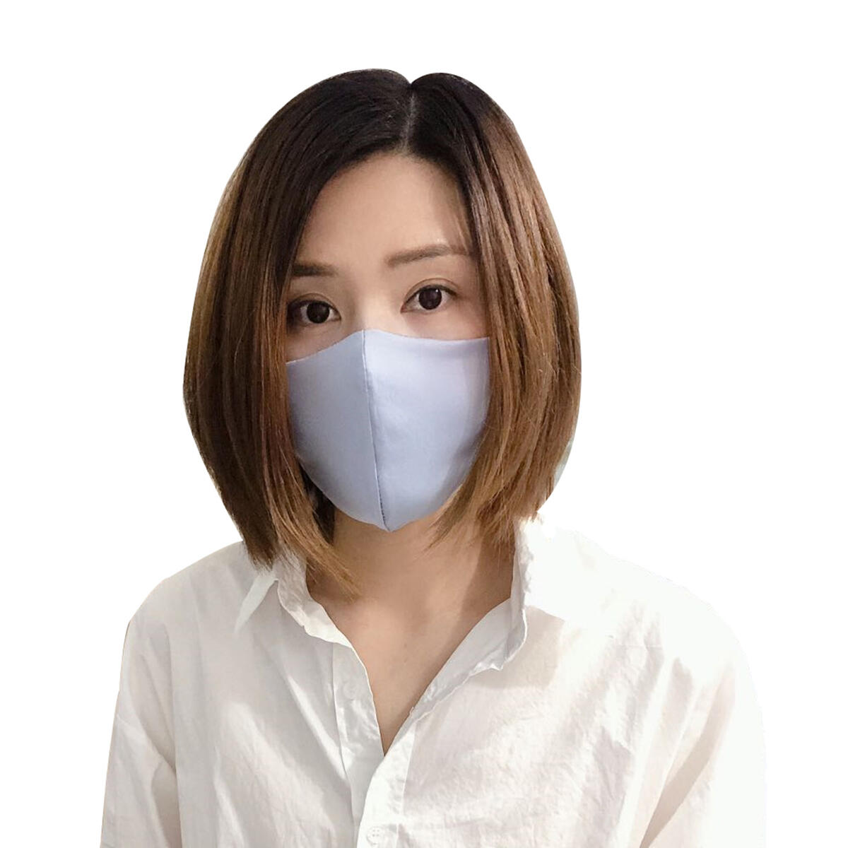 ROSEWARD 100% Mulberry Silk Face Mask Breathable Hypoallergenic with Filter Pocket Washable Reusable Unisex Adjustable Ear Ribbon