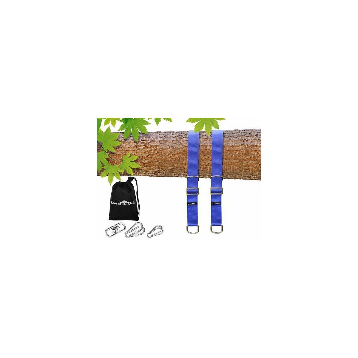 8' Adjustable Hanging Kit in Blue by Royal Oak