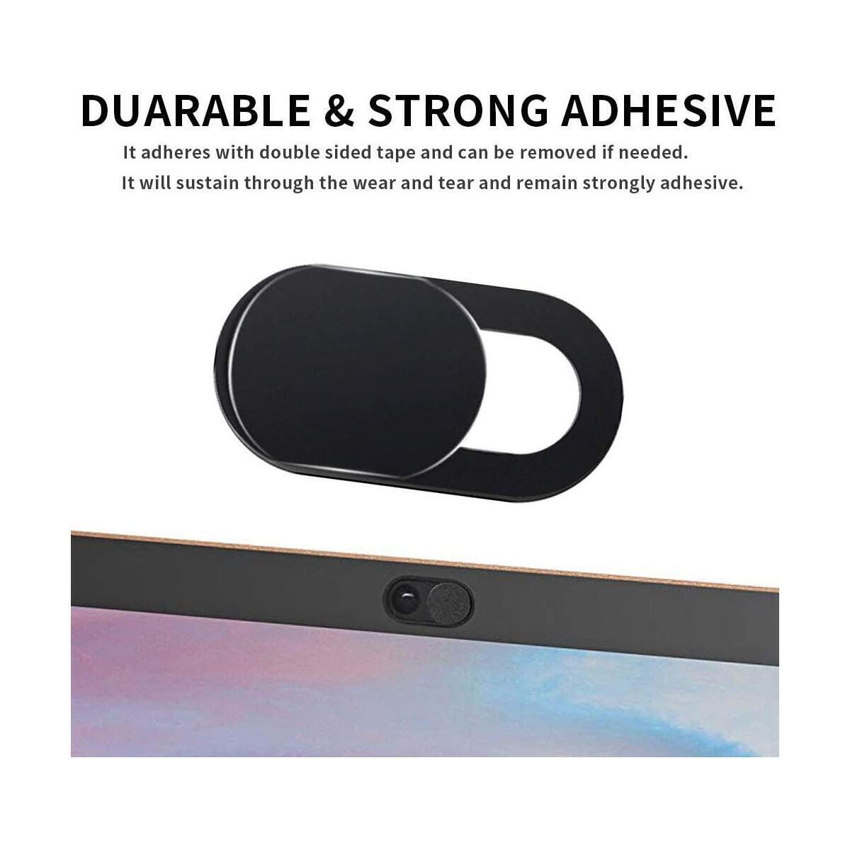 Laptop Webcam Cover Slider 12 Pack, Ultra Thin Laptop Camera Cover Slide for MacBook, iPhone, Computer, Laptop, Dell, PC,