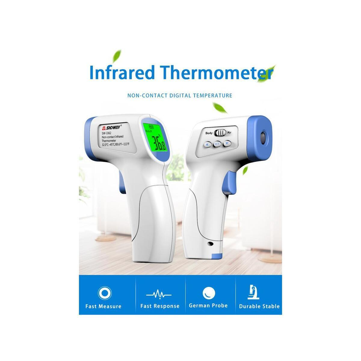 Medical Grade Infrared Thermometer