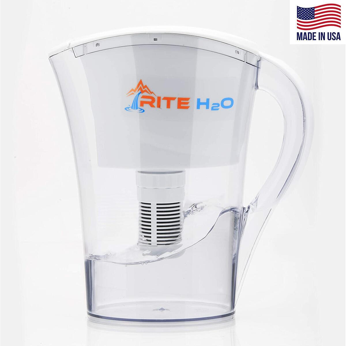 pH water Purifier and Pitcher
