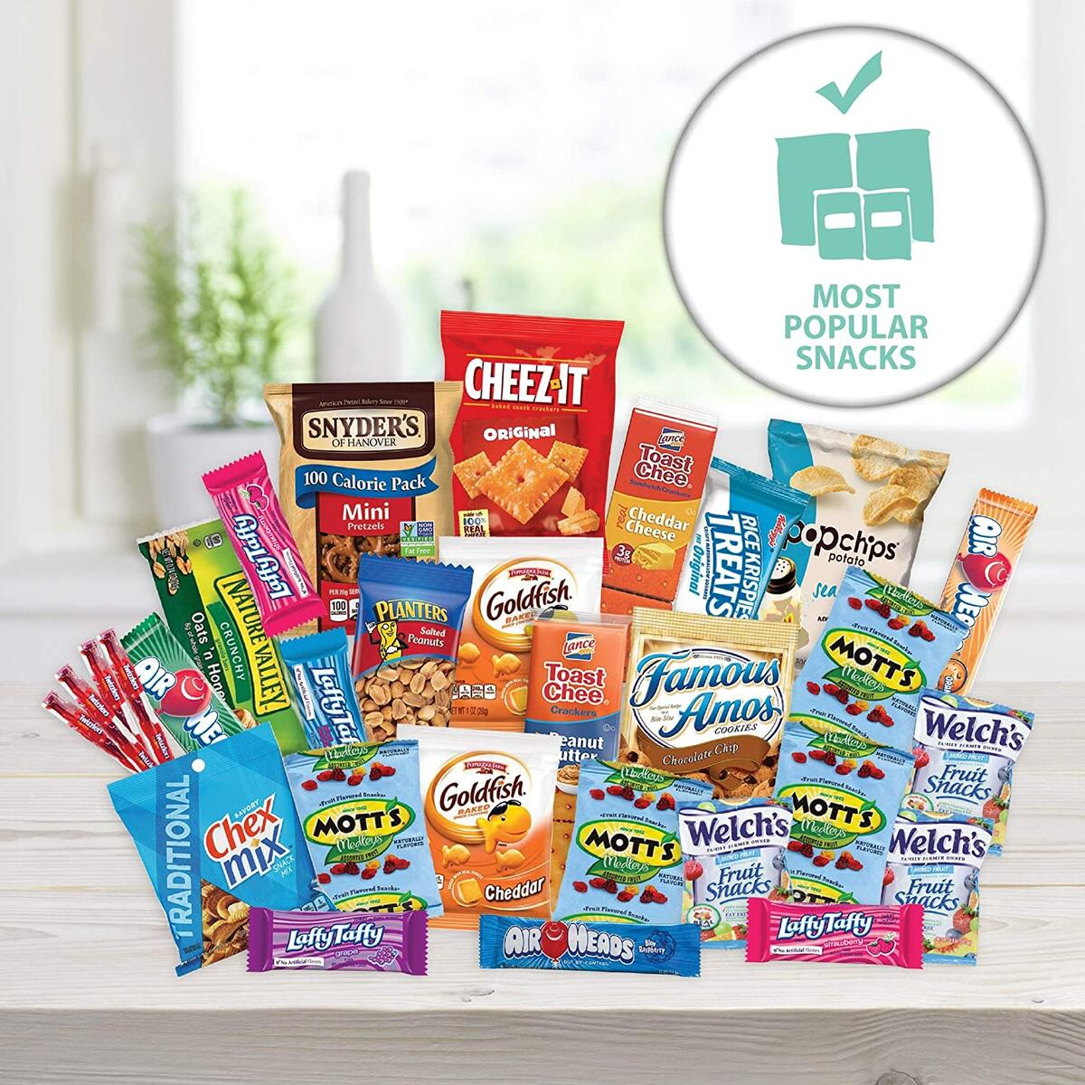 Holiday Tower Snack Box Variety Pack - Gift a Snack