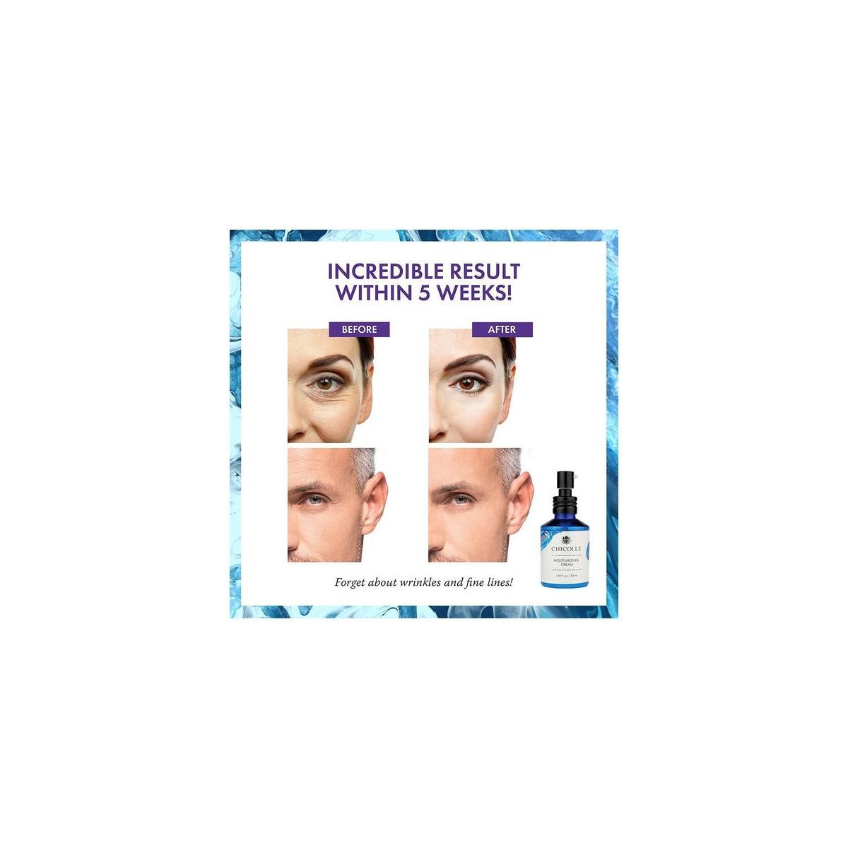 Natural Retinol Moisturizer Cream with Bakuchiol Retinol Alternative, Collagen, Macadamia Oil and Vitamin C - Best Anti Aging Face Cream to Reduce Wrinkles & Fine Lines - Results in 5 weeks