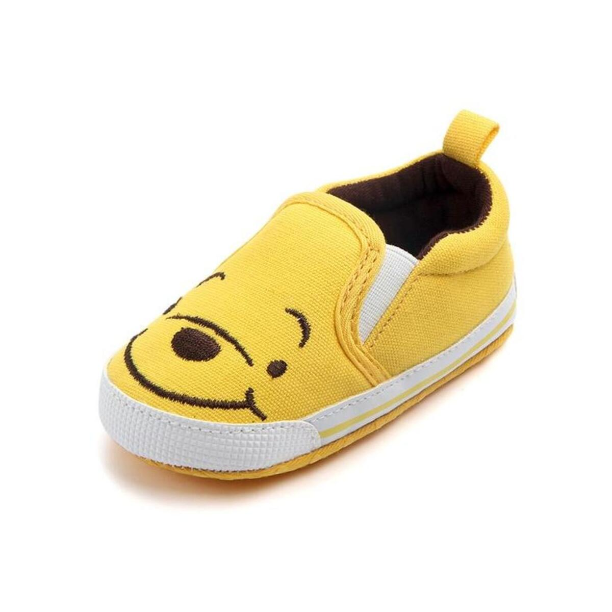 *Hot sale* Cartoon Character style Toddlers Baby Canvas shoes