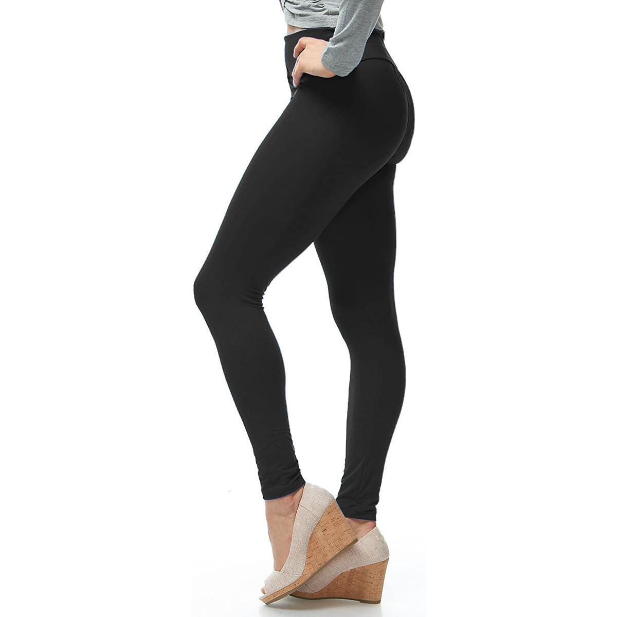 Ultra Soft Leggings for Women XS - 3XL (Any Size-Color)