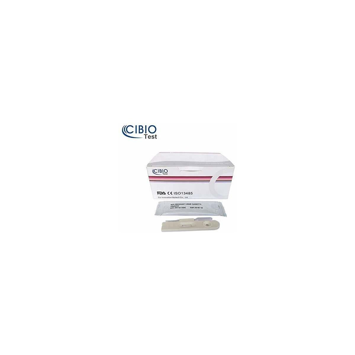 Package Quantity: 10  Pregnancy Test Kit - Quick & Accurate Home Diagnostic Early Pregnancy Tests