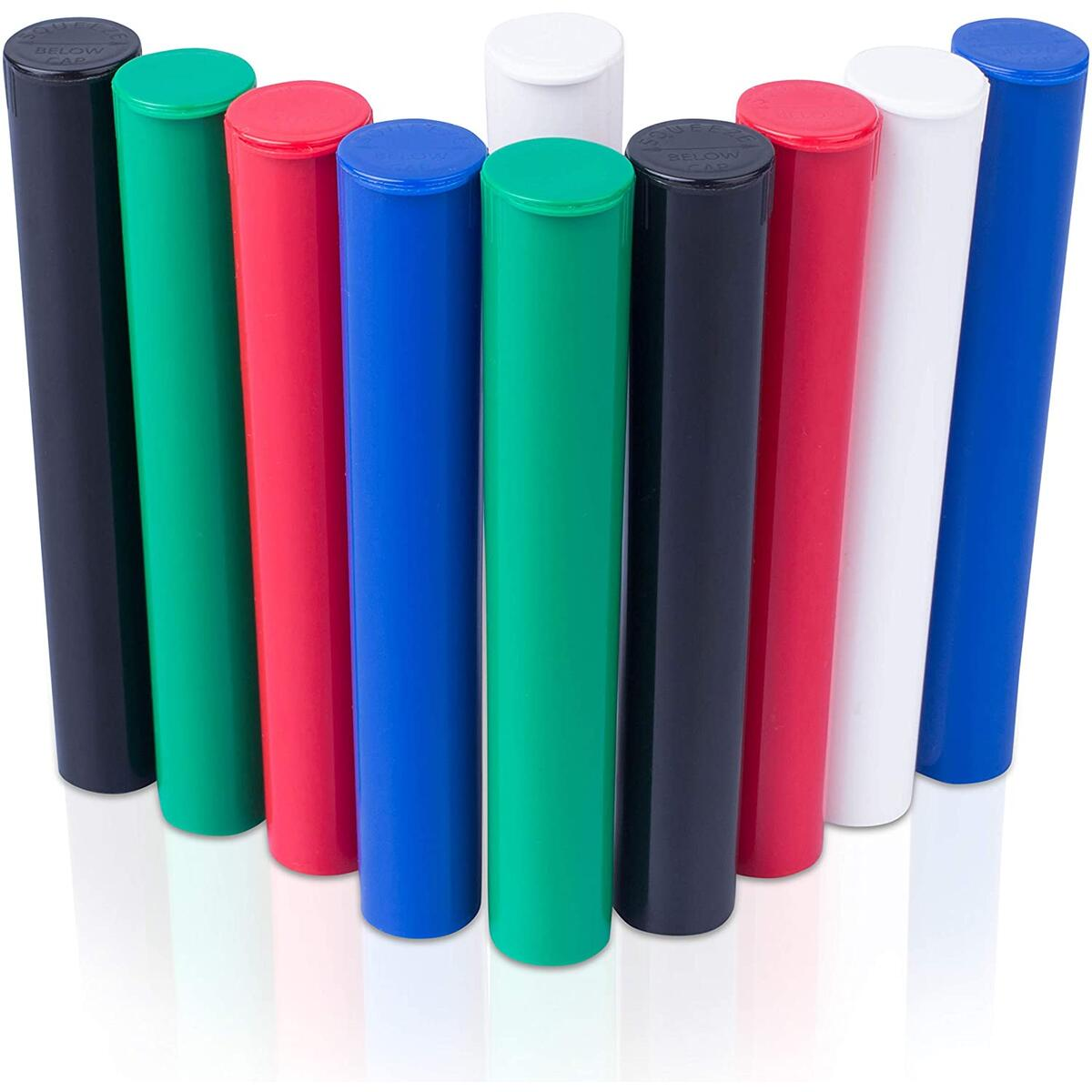 Smell Proof Doob Tube Holders - Airtight Storage Case - 4.5