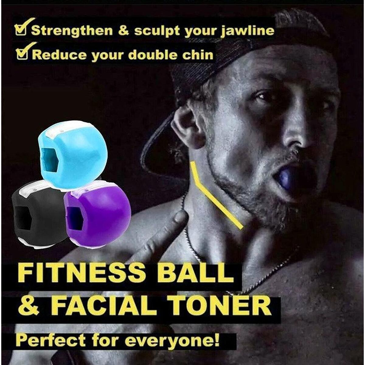 Jawzrsize Jaw Exerciser, Chisell Jawline, Jaw Exercise, Jaw Strengthener, Jawzrsize Jaw Exerciser And Neck Toning, Face Excersize Tool, Jaw Excersizer
