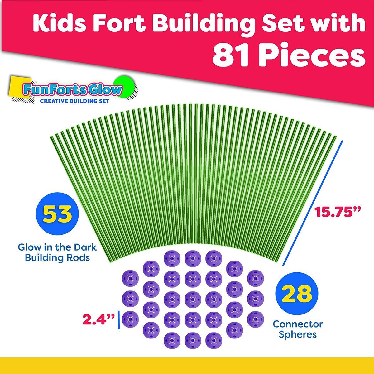 Fun Forts Glow