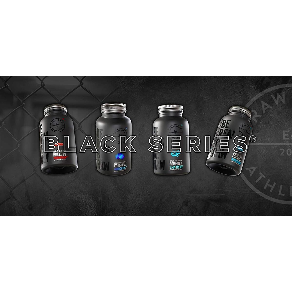 THERMORAW™ T5 Extreme Burners by Raw One Athletics | 60 Capsule | 4 in 1 Weight Management for Men & Women | Green Tea Extract, L Carnitine, Raspberry Ketones | Made in The USA