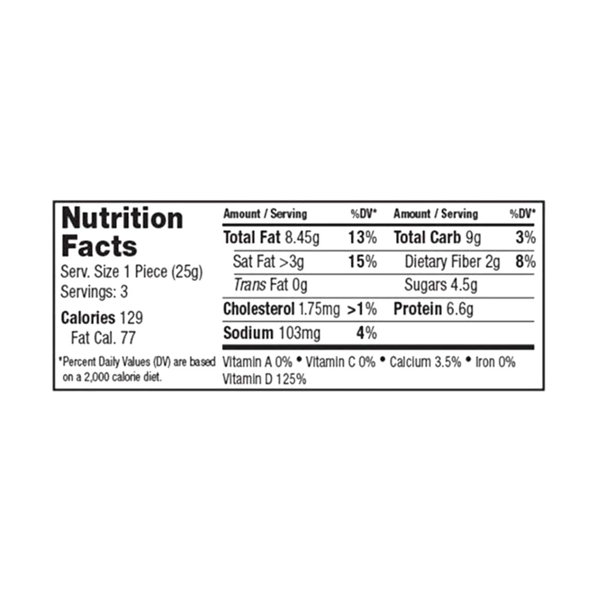 Pretzel & Sea Salt Protein Cups
