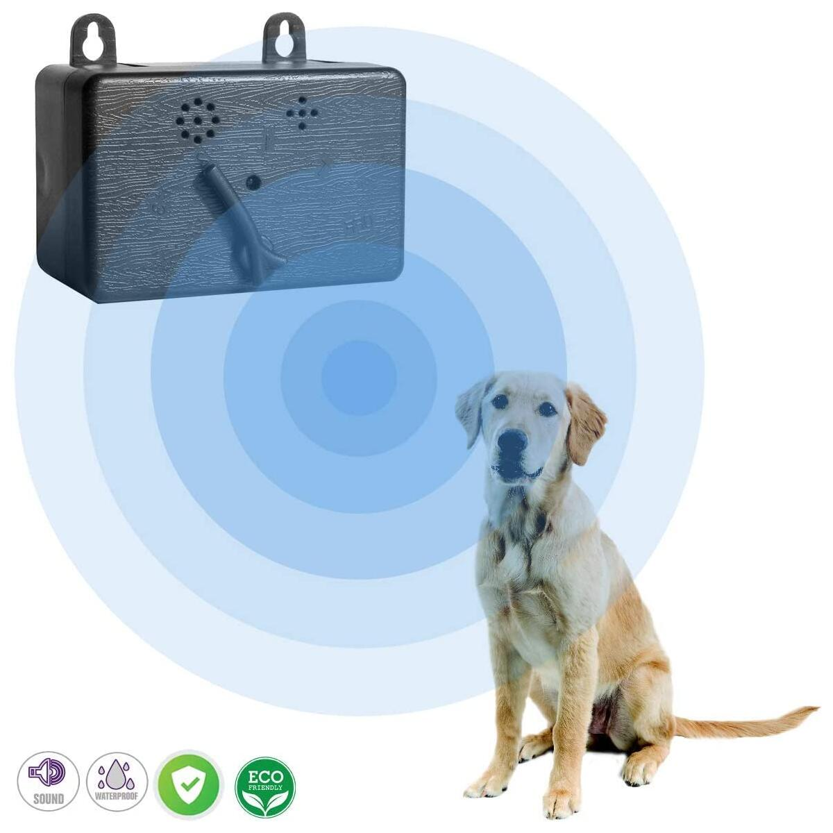Anti Barking Control Device | Mini Ultrasonic Bark Control