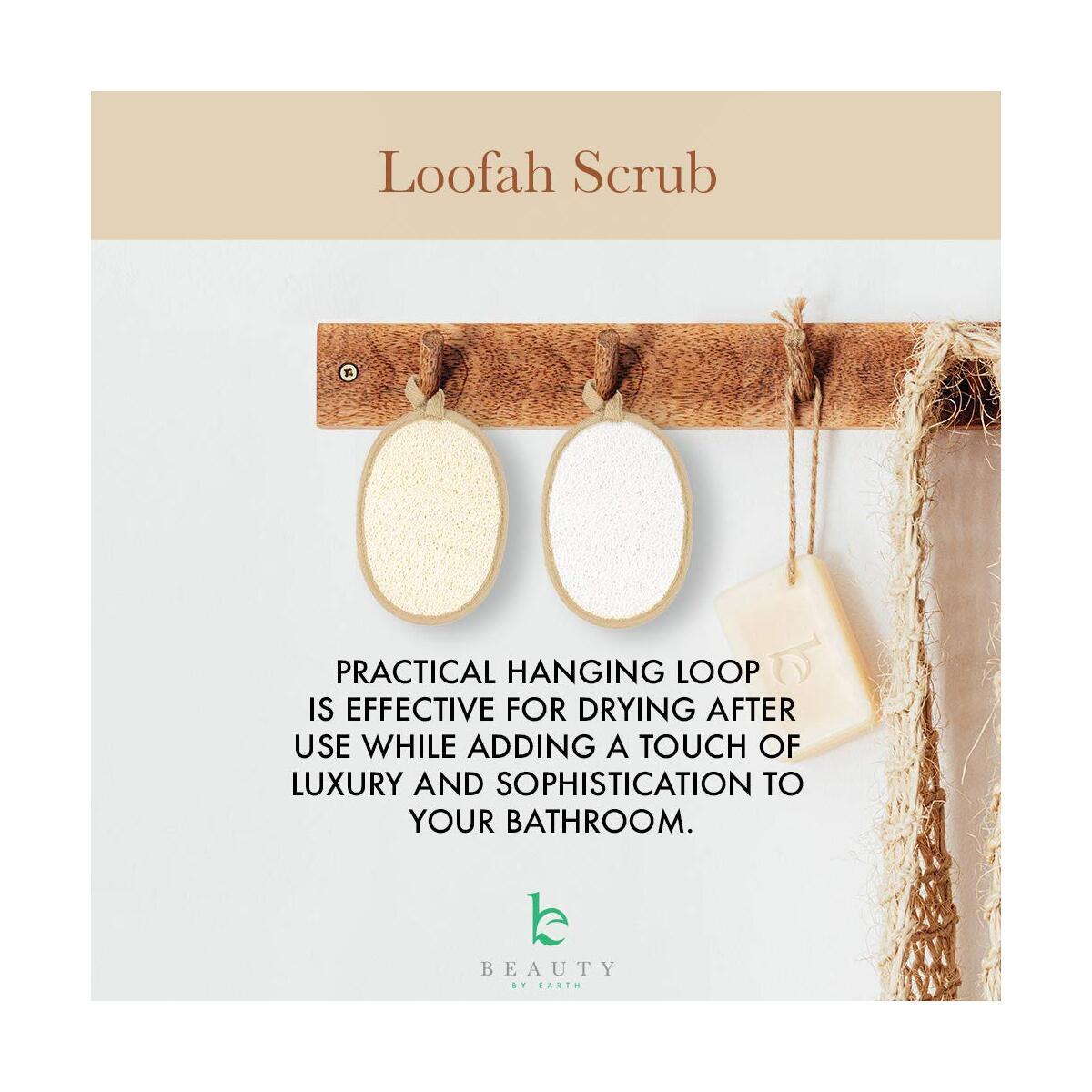 Exfoliating Loofah Pad