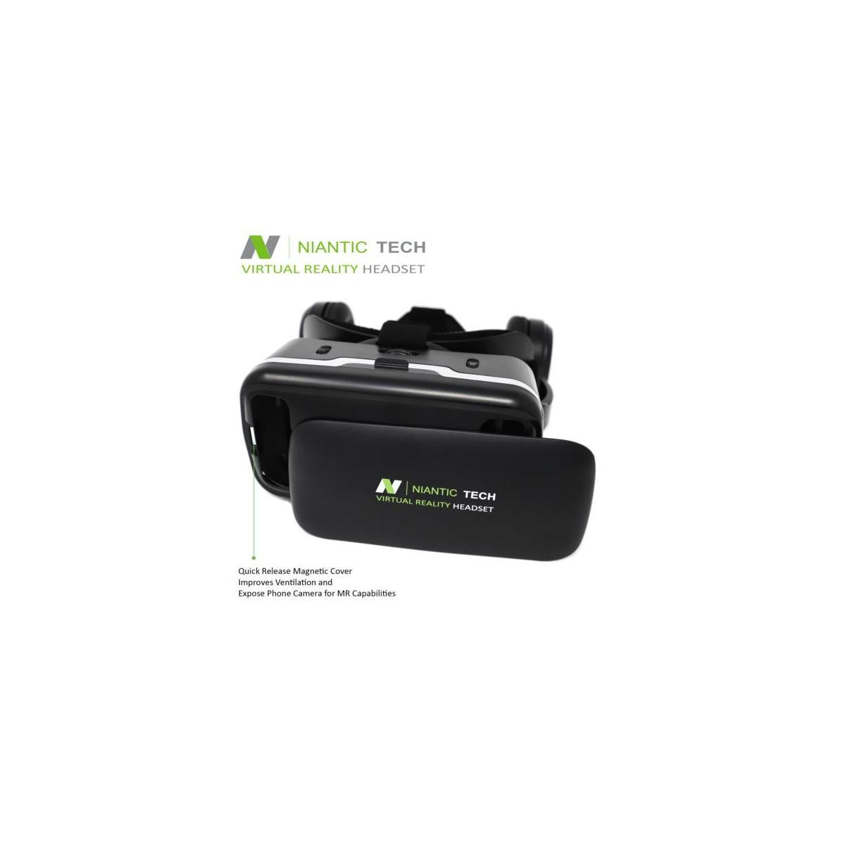 VR Headset for iPhone and Android Phone