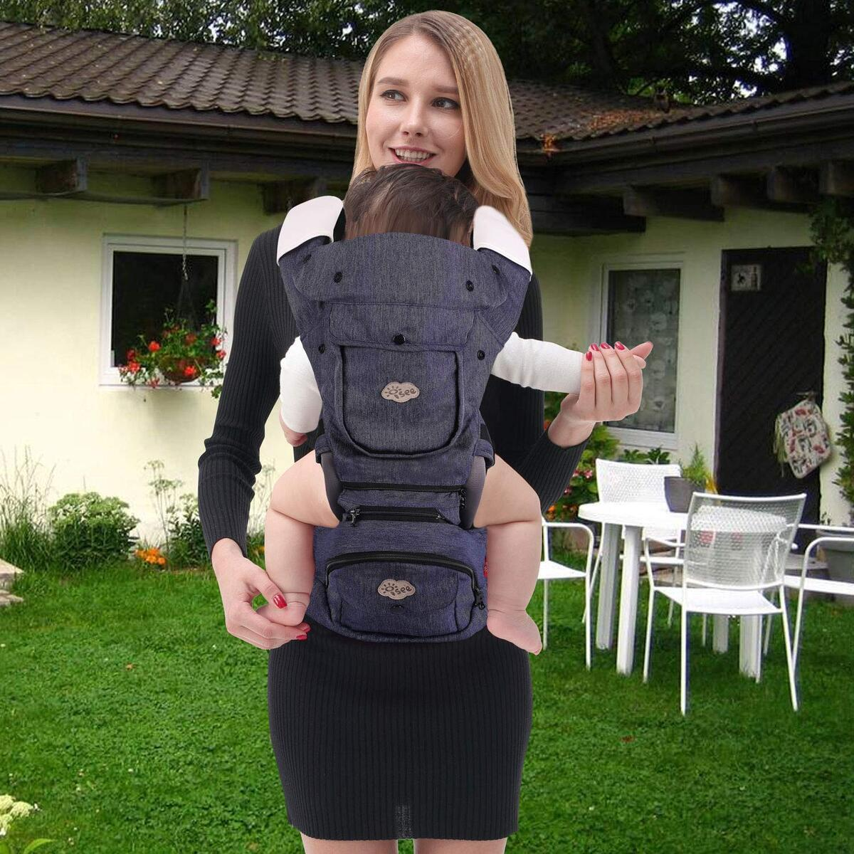 BC882B ERGONOMIC BABY CARRIER