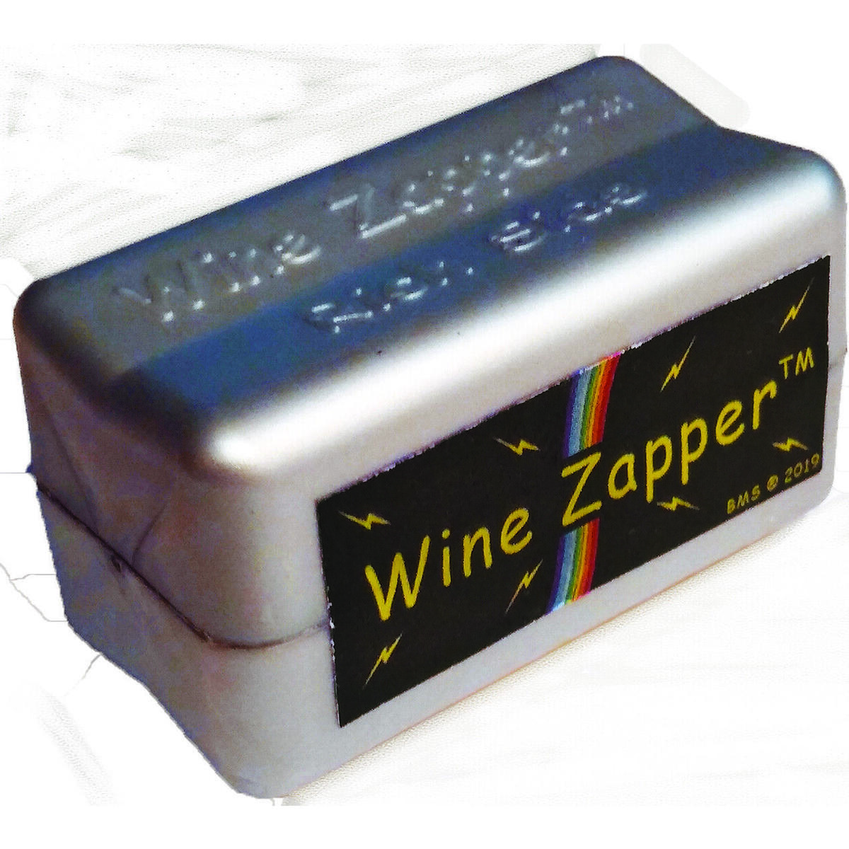 FUN PARTY GAME! Wine Zapper Health Magnet Structured Water Drinking Unique Gift