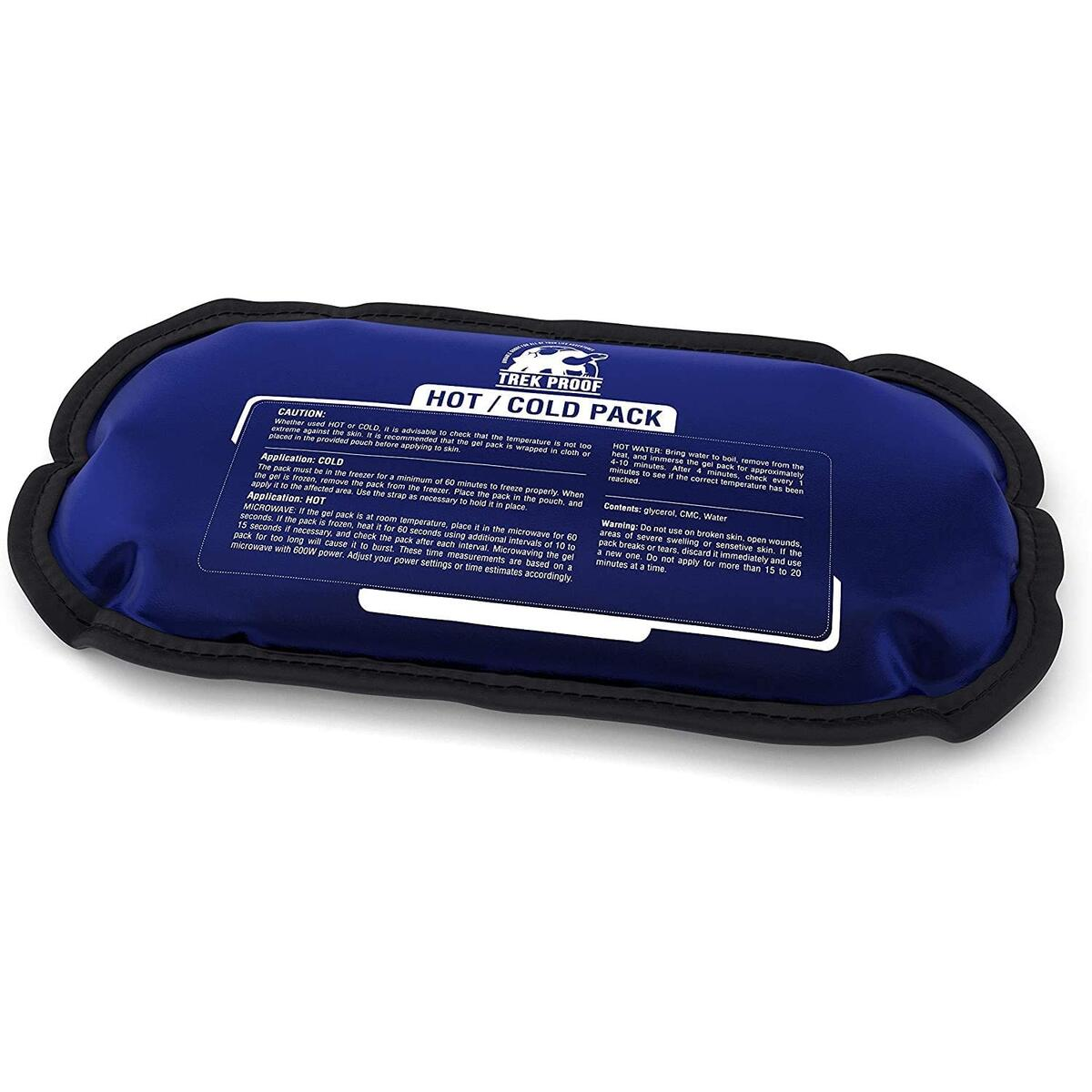 Ice Packs - Hot and Cold Therapy Reusable Gel Packs