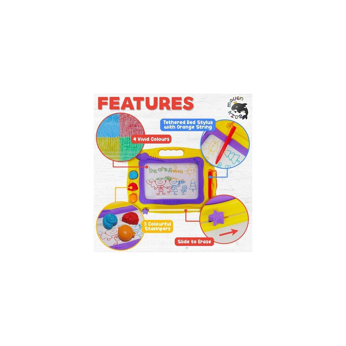 Magnetic Drawing Board ( Travel Size)