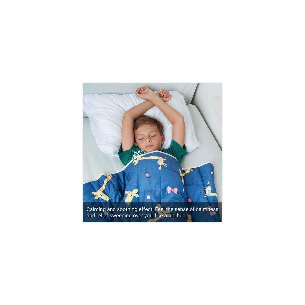 Tully Karessa Weighted Blanket for Kids, 36