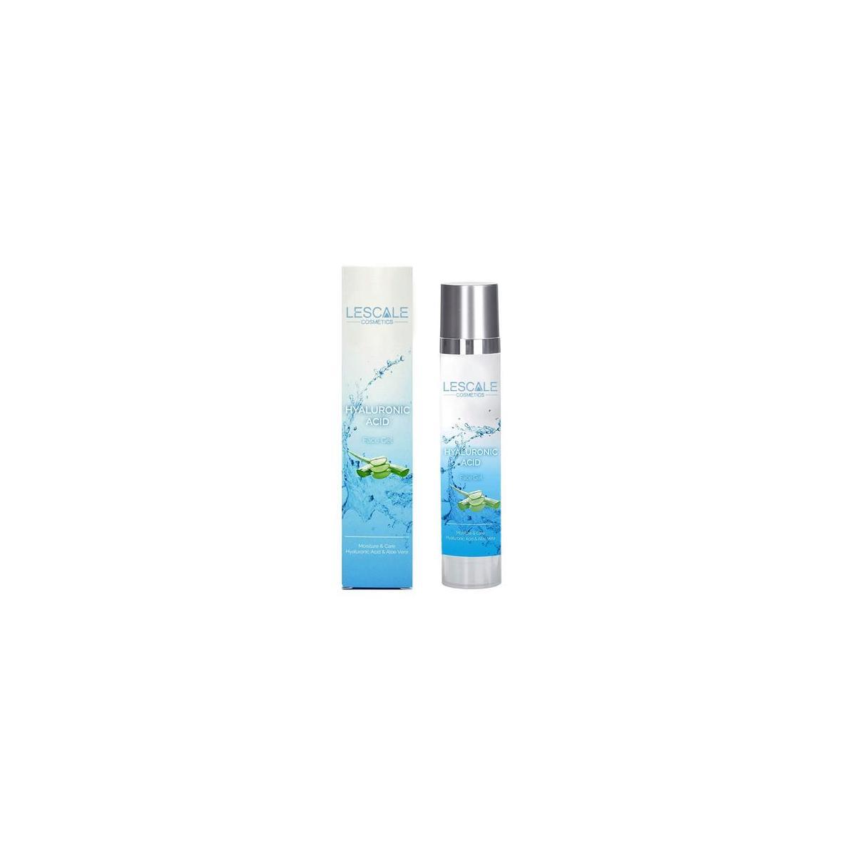 Hyaluronic Acid Gel with Aloe Vera, 50 ml
