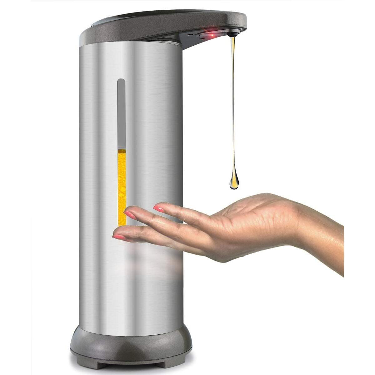 Automatic Soap / Sanitizer Dispenser Stainless Steel