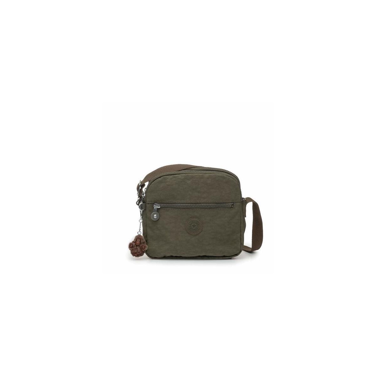 Kipling Keefe Crossbody Bag (Blue Tropics Tonal, Conversation Heart Tonal, Jaded Green Tonal)