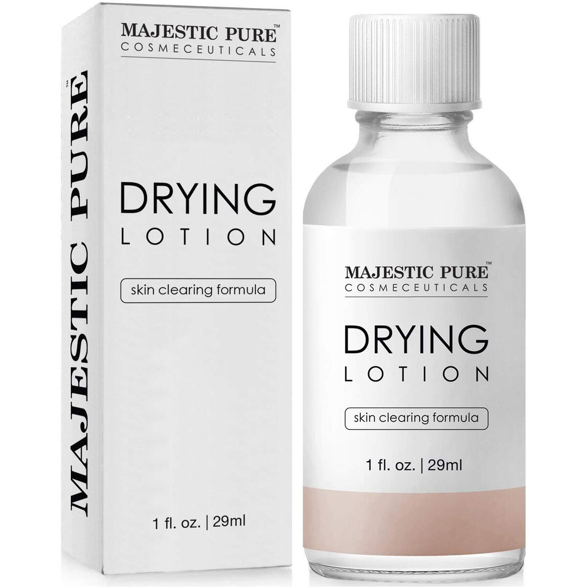 Acne Drying Lotion, Acne and Pimples Skin Care Formula, 1 fl. oz.
