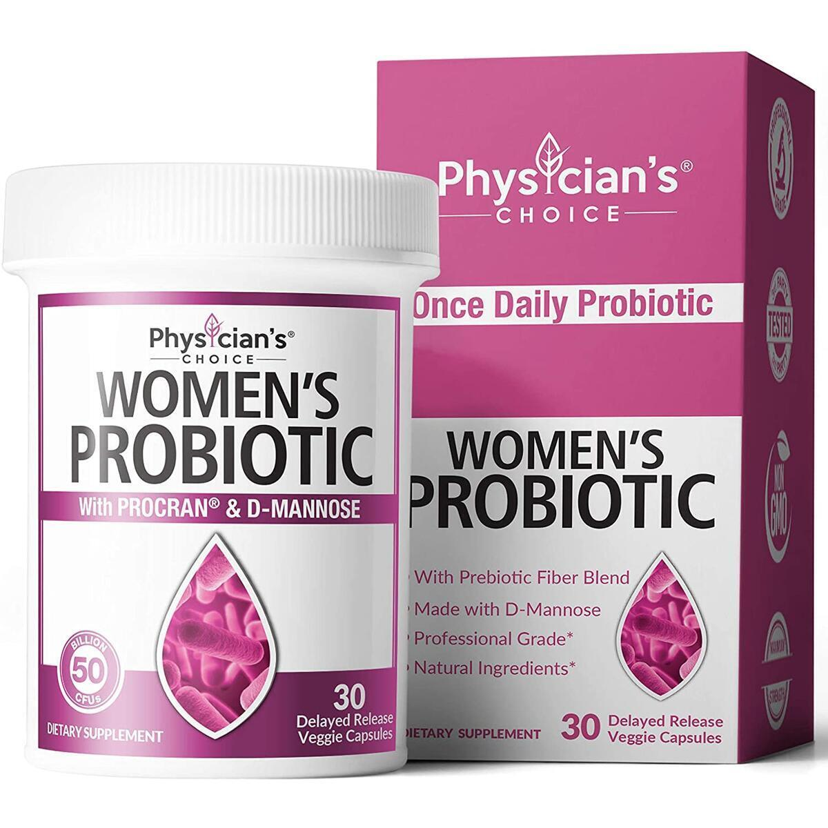 Women's Probiotic from Physician's Choice